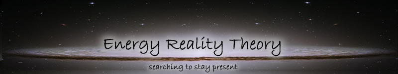 Energy Reality Theory